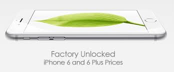 Unlocked iPhone 6 and 6 Plus Prices In USA UK Canada and Various