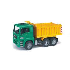Bruder MAN TGA Dump Truck - Jadrem Toys