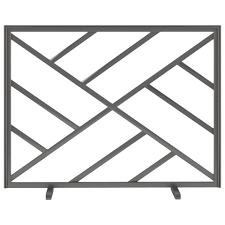 Macys Metal Headboards by Decora Macy Fireplace Screen Traditional Transitional Mid
