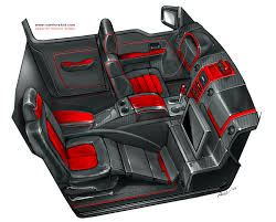 100 Custom Truck Interior Ideas Car Design Sketch Rykunov Djenne Homes 72182