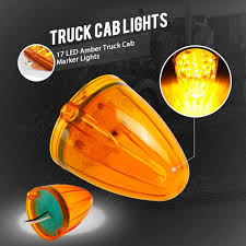 Amazon.com: Partsam 5x Cab Roof Running Marker Lights Amber Yellow ... Buy 10 Pcs Tmh 25 Red Light Lens Super Flux Side Led 5x264146cl Amber Led Cab Roof Marker Running Lights Clear For Atomicdsobingcabmarkightsfordtruckamberlens Chicken Lightsmarker Lights Lets See Some Pics Of Em Page 2 Truck Marker Youtube 5xteardrop Yellow Top Clearance For Szhen Idun Photoelectric Technology Co Ltd Truck Bragan Specific Hand Polished Stainless Steel Under Bumper Low 12v 24v Lamp Car Trailer Shop 100 Waterproof Universal 2011 Ford F150 Fx4 Raptor Inspired Grille