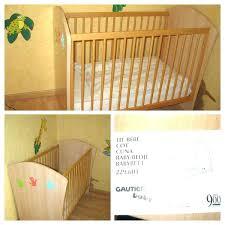 occasion chambre bébé chambre enfant gautier lit chambre bebe gautier galipette