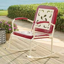 Retro Outdoor Rocking Chair | Country Door Retro Metal Outdoor Rocking Chair Collectors Weekly Patio Pub Table Set Bar Height And Chairs Vintage Deck Coral Coast Paradise Cove Glider Loveseat Repaint Old Diy Paint Outdoor Metal Motel Chairs Antique And 892 For Sale At 1stdibs The 24 Luxury Fernando Rees Small Wrought Iron Etsy Image 20 Best Amazoncom Lawn Tulip 50s Style Polywood Rocking Mainstays Red Seats 2 Home Decor Ideas