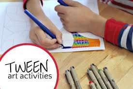 Indoor Activities For Tweens Art And Craft Teenagers