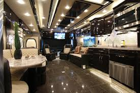 Top 5 Luxurious RVs