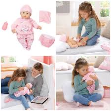 Corolle Calin Charming Pastel Doll Amazoncouk Toys Games