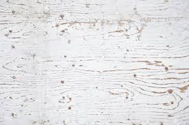 Texture Image Of White Painted Grunge Worn Wooden Wall Stock Photo