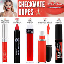 Nyx Pumpkin Pie Dupe by Jeffree Star Checkmate Velour Liquid Lipstick Dupes Holiday 2016