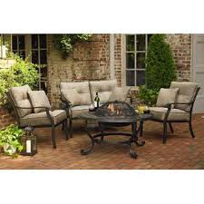 Agio Patio Furniture Sears by Country Living 4pc Seating Live Better Outdoors With Ideas At Sears