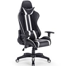Gymax Home Office High Back Gaming Chair Racing Reclining Chair ... X Rocker Dual Commander Gaming Chair Available In Multiple Colors Ofm Essentials Racecarstyle Leather The Best Chairs For Xbox And Playstation 4 2019 Ign As Well Walmart With Buy Plus In Store Fniture Horsemen Game Green And Black For Takes Your Experience To A Whole New Level Comfortable Relax Seat Using Stylish Design Of Cool 41 Adults Recliner Speakers Sweet Home Chairs Ergonomic Computer Chair Office Gaming Gymax High Back Racing Recling