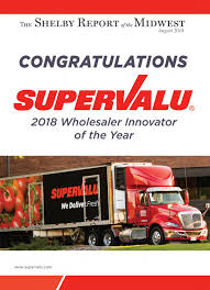 100 Stockmans Truck Stop SuperValu Wholesaler Innovator Of The Year 2018 By Shelby Publishing