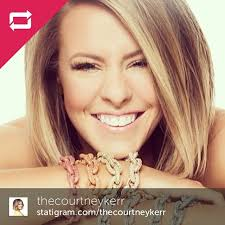 Look At Those Bracelets Thecourtneykerr Is Wearing Love CourtneyLovesBB Repoststatigram
