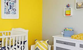 chambre jaune et gris chambre jaune et gris excellent chambre jaune gris blanc with