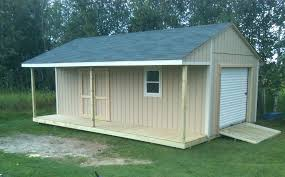 10x12 Barn Shed Kit by Porch Charming Storage Shed With Porch Ideas Storage Shed With