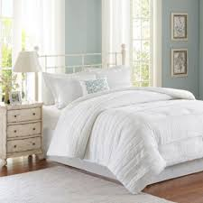 Buy White Ruffle forter from Bed Bath & Beyond
