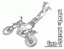 Free Printable Motorcycle Coloring Pages 74361 Label 227574