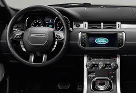 land rover evoque interieur range rover evoque by car magazine