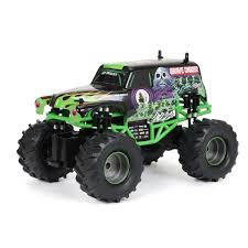 Shop New Bright 1:15 Remote Control Full Function Monster Jam Grave ... New Bright Monster Jam Radio Control And Ndash Grave Digger Remote Truck G V Rc Car Jams Amazoncom 124 Colors May Vary Gizmo Toy 18 Rc Ff Pro Scorpion 128v Battery Rb Grave Digger 115 Scalefreaky Review All Chrome Scale Mega Blast Trucks Triangle By Youtube 1530 Pops Toys New Bright Big For Monster Extreme Industrial Co