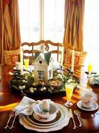 Easter Or Spring Centerpiece Very Creative