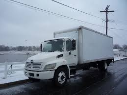 100 Box Trucks For Sale In Nj 2010 HINO 268 BOX VAN TRUCK FOR SALE 622560
