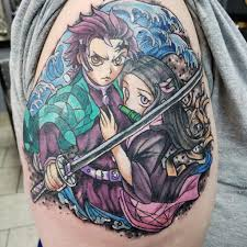 Slayer Tattoos Slayer Slayer Kimetsu No Yaiba Amino