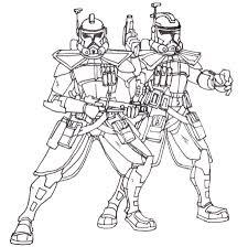 Star Wars Rebels Coloring Pages To Print Clone Arc Troopers Custom Havoc Angry Birds Luke Sabine