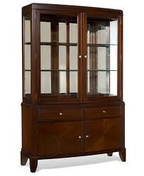 Metropolitan China Cabinet Created for Macy s Furniture Macy s