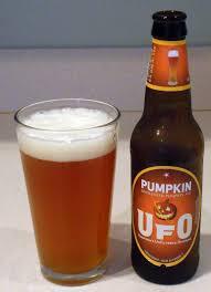 Beeradvocate Ufo Pumpkin by Bones Beer Blog
