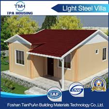 100 Cheap Modern House China Design Fast Construction Prefabricated Villa