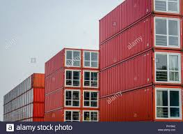 100 Living In Container Tiny Living In Container Boxes Stock Photo 217573610 Alamy