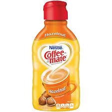 Coffee Mate Hazelnut Liquid Creamer 64 Fl Oz