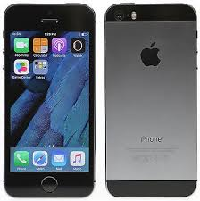Apple Iphone 5s A1453 Sprint 16gb Space Gray Ios Smart Phone Great