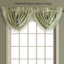 Linden Street Blackout Curtains by Annaleigh Faux Silk Ascot Window Treatment
