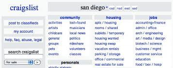 Craigslist San Diego Furniture For Sale By Owner Elegant Medium