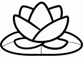 How To Draw A Lotus For Kids