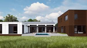 100 Modern Homes With Courtyards New House Ditch HAUS Architecture For