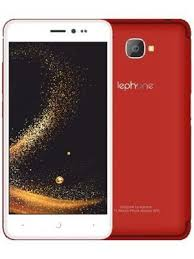 The Lephone W15 mobile features a