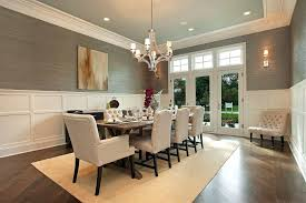 Dining Room Wall Decor Ideas Square Plates Small With Mirror Sets Formal