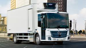 100 Duel Truck Driver Areas Of Application MercedesBenz S