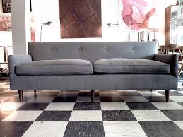 100 Seattle Modern Furniture Stores Grey Tufted MCM Sofa Mid Century Houston