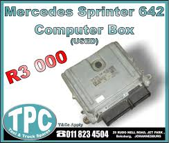 Mercedes Sprinter 642 Computer Box - MONTHLY SPECIAL - New And Used ... Bulk Order Truck Parts Accsories Worktoolsusacom Commercial Success Blog Isuzu Box Meets The Needs Of Tool Trucks For Sale Used Mercedesbenz 1323l54ategoforparts Box Trucks Year 2003 Van Suppliers And Singlelid Delta Alinum Crossover Moore Thornton 1993 Intertional 9700 Tpi 18004060799 Truck Repairs Ca California East Bay Sf Sj 1 Dump Bodies 16 Foot Stock 226217978 Xbodies Husky Locks Best Resource