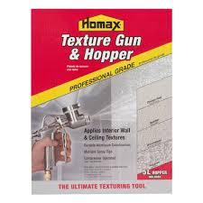 homax pro gun and hopper for spray texture repair 4670 the home
