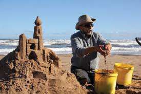 Fun For All Ages The Simple Tools Of Trade Sand Castle Competitions Around Maritimes Draw Thousands
