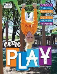 Spirit Halloween Denton Tx 288 by 2017 Fall And Winter Play Guide By Denton Parks And Recreation