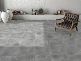 chic concrete effects give this energy grey porcelain tile
