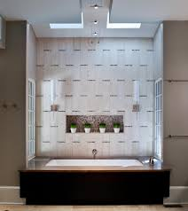 Modern Bathroom Vanity Sconces by Interior Luxury Bathroom Design With Elegant White Tub Combine