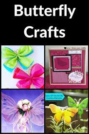 Here Are Some Butterfly Craft Ideas To Try There Wings For Costumes And