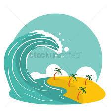 Tidal wave Tsunami
