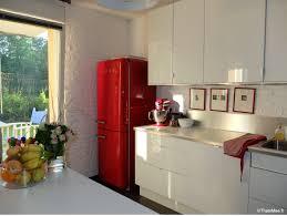 cuisine smeg cuisine avec frigo smeg photos de conception de maison brafket com