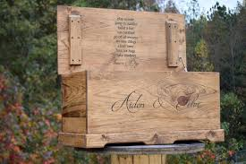 personalized kids toy box wood toy box gift u2013 country barn